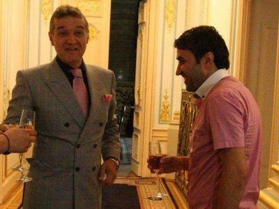 EXCLUSIV / Surpriza: Ce functie oficiala urmeaza sa ocupe Ionut Lutu la Steaua. Becali se pregateste sa faca anuntul