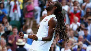Cu ultimii bani si-a luat o rulota si a plecat din Jamaica sa joace tenis in Europa. Povestea de Oscar a jucatorului care l-a invins pe Nadal la Wimbledon