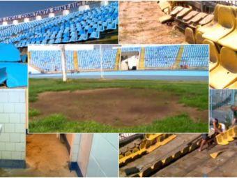 Probleme pentru Federatie, cu 3 zile inaintea Supercupei: stadionul din Constanta e o ruina si nu a fost inca omologat! CEx al FRF se reuneste LUNI