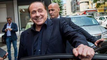 O noua CONDAMNARE pentru Berlusconi: 3 ANI de inchisoare pentru dare de mita! MOTIVUL pentru care nu va efectua pedeapsa