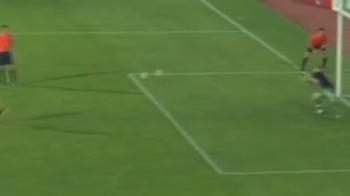 A rupt BLESTEMUL! Parvulescu, gol din penalty dupa un an de COSMAR! Momentul care l-a distrus pe stelist