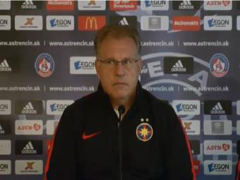 "Toata lumea il astepta pe Radoi... Surpriza: UEFA i-a dat INTERZIS antrenorului ""sub acoperire"" al Stelei! Pedrazzini apare la toate actiunile oficiale"
