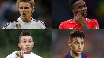 Van Gaal a dat lovitura: a platit 30 de milioane pe cel mai TARE pusti din lume! Cum arata top 50 al tinerilor jucatori potrivit France Football