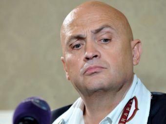 """Rasturnare de situatie la negocieri: Petre Grigoras a refuzat Rapidul! """"Am inteles ca si Perja pleaca din Giulesti"""""""