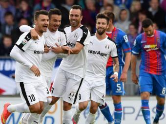 Astra e gata sa strige CALIFICARE: victorie in Scotia, 1-0 cu Inverness! Budescu, gol din lovitura libera, De Amorim a avut o bara