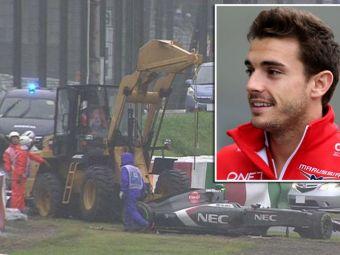 DOLIU in Formula 1! Jules Bianchi a MURIT la 9 luni de la accidentul dramatic din Japonia! Mesajul sfasietor al familiei
