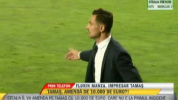 Prinde meciul cu Trencin sau pleaca de la Steaua: soarta lui Tamas se hotaraste in 24 de ore! Anuntul facut de impresar: