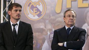 """""""Perez e RASIST! I-a dat afara pe Eto'o si Makelele din cauza culorii lor!"""" Agentul lui Casillas provoaca in scandal imens"""