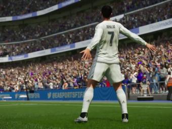VIDEO FIFA 16 a devenit partener oficial al clubului Real Madrid! Imagini senzationale cu Ronaldo, Benzema si James!