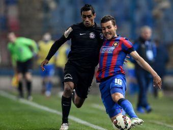 """Asta ar fi marea surpriza a Stelei dupa transferurile lui Alibec si De Amorim: """"Banel e liber, nu s-a intors la Viitorul"""""""