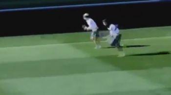 Cine castiga o cursa intre Cristiano Ronaldo si Luka Modric? Imaginile surprinse la antrenamentul Realului. VIDEO
