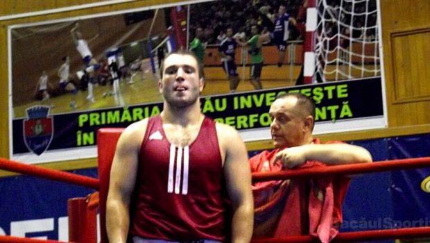 Are 23 de ani si promite sa devina urmatorul star al Romaniei in box. Cine e Mihai Nistor, primul boxer roman calificat la Rio