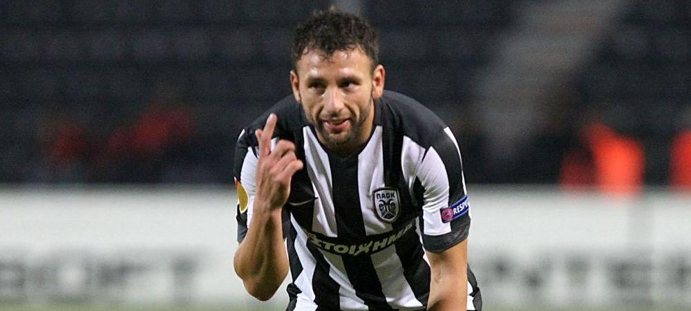 Cosmar pentru nationala Romaniei! Capitanul Rat e out de la PAOK! UPDATE Anuntul facut de fundasul stanga. Revine in Liga I?