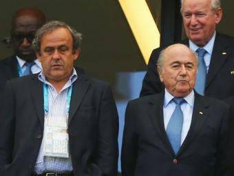 Platini si-a anuntat OFICIAL candidatura la sefia FIFA! Presedintele UEFA vrea conducerea fotbalului mondial, dupa ce a condus ofensiva impotriva lui Blatter