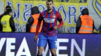 Oferta de ultima ora pentru Gabi Tamas. Dat afara de Steaua, fundasul ar putea merge la o alta echipa cu pretentii de titlu