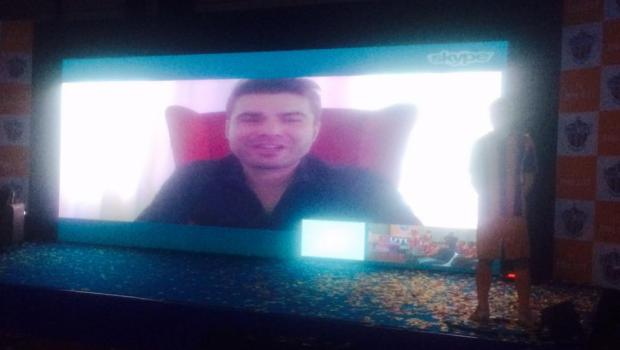 Imagini SENZATIONALE! Mutu a intrat in direct cu fanii lui Pune City din India! Ce promisiune le-a facut Briliantul! VIDEO