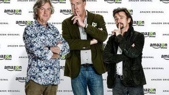 Jeremy Clarkson REVINE! El si ceilalti prezentatori de la Top Gear au anuntat un nou show cu masini pe INTERNET!