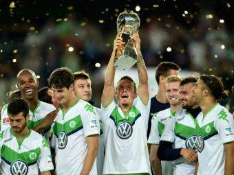 A intrat, a marcat si a castigat   Pep Guardiola pierde a doua Supercupa a Germaniei la rand, dupa ce Bendtner a fost eroul lui Wolfsburg: VIDEO