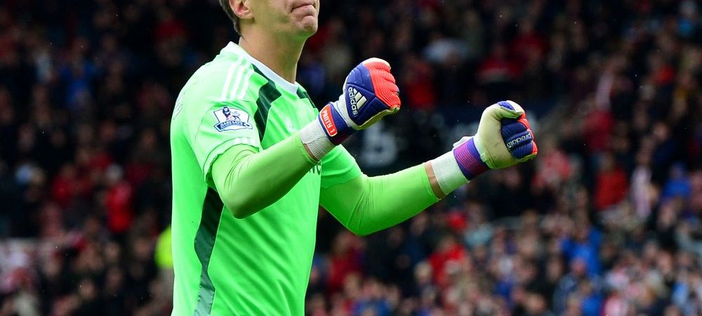 A inceput sezonul asa cum l-a terminat: PERFECT   Pantilimon a salvat-o pe Sunderland in ultimul meci, englezii il elogiaza: VIDEO