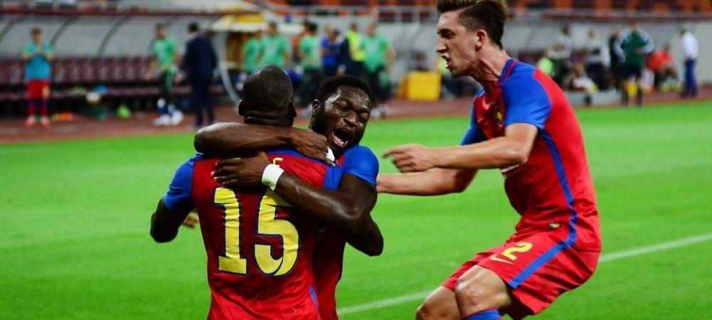 Reghe ajuta Steaua inaintea meciului din IAD! Ce spune despre cutremurul cu Partizan