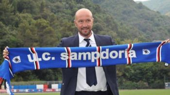 I s-a gasit deja inlocuitor lui Zenga dupa primul meci oficial la Sampdoria! Anuntul facut in Italia