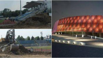 FOTO   Au inceput lucrarile la o noua arena de 5 stele in Romania! Cum va arata si la cat se ridica investitia
