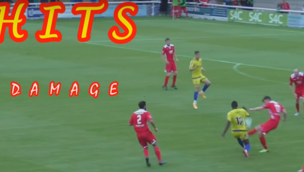 Video senzational! Au transferat un fotbalist din MORTAL KOMBAT. Ce poate sa faca pe teren