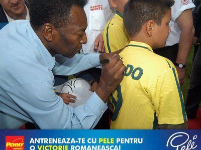 (P) Hagi, Pele si Maradona! Fotbalul, pardon, PAMANTUL e mai frumos cu ei in viata noastra