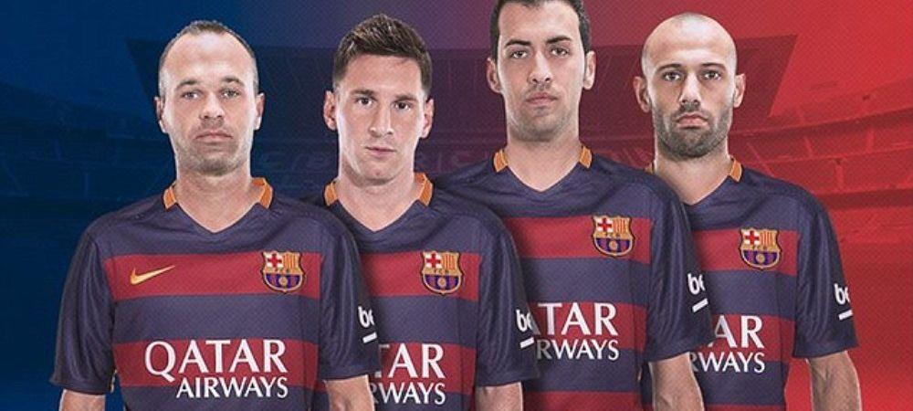 Surpriza in vestiarul Barcelonei. Este el noul capitan de pe Camp Nou dupa plecarea lui Xavi