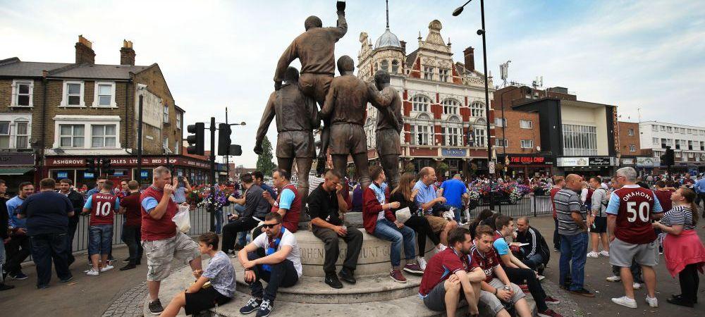 West Ham isi trimite tot lotul la spital inaintea meciului cu Astra! Indicatiile GENIALE primite de fanii englezi care vor sa vina in Romania