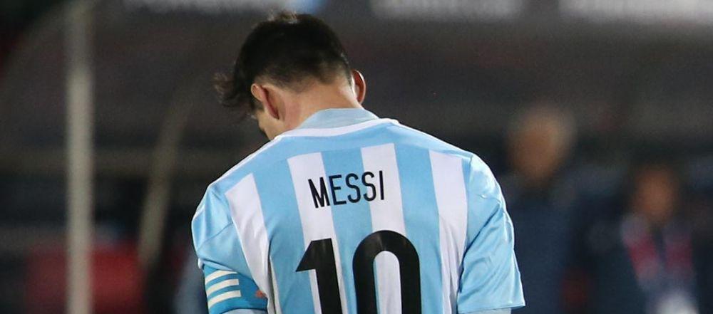 "Selectionerul Argentinei face afirmatii soc: ""Daca eram eu in locul lui Messi, ma retrageam acum mult timp de la nationala!"""