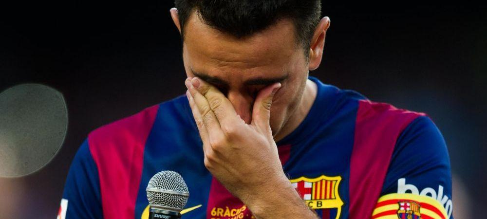 Cine a pus mana pe tricoul lui Xavi in vestiarul Barcelonei! Numerele cu care vor juca starurile de pe Camp Nou in sezonul viitor