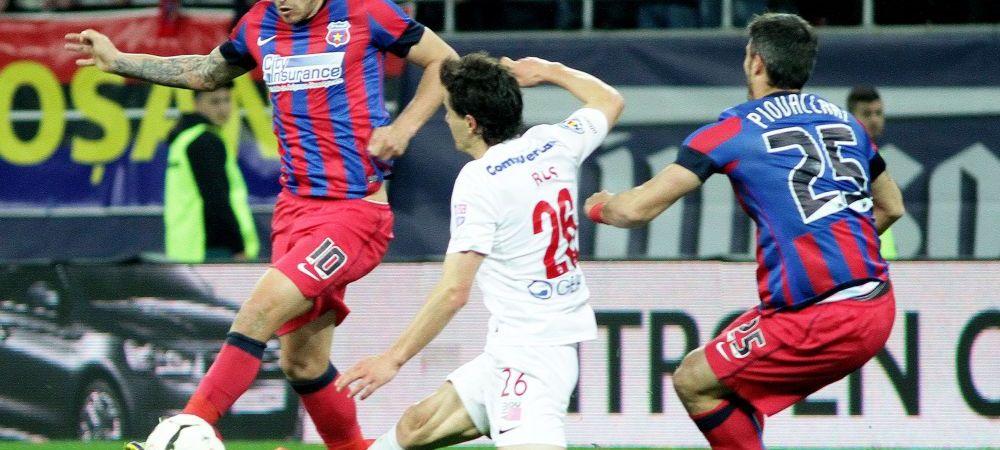 In urma cu un an era capitan la Dinamo, acum a ajuns intr-o situatie incredibila. Unde va juca Laurentiu Rus, la doar 30 de ani