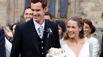 Cea mai fericita zi pentru Murray! Se pregateste de cel mai important trofeu impreuna cu sotia sa!