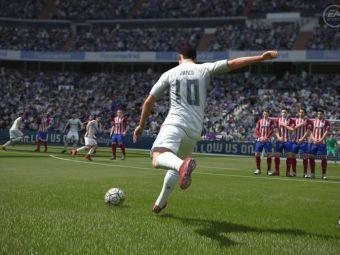 Detaliul neasteptat la care s-au gandit creatorii FIFA 16. Ce surpriza vor avea toti jucatorii