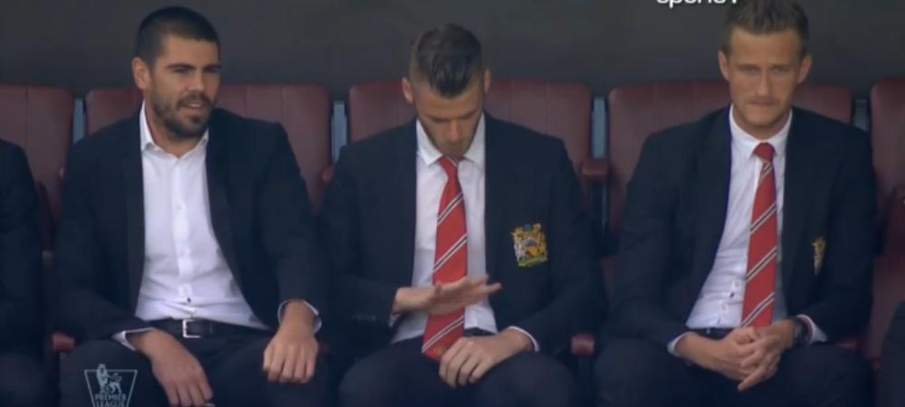 Imaginea zilei in Anglia! Aroganta pe care numai Manchester United si-o permite! Cum a aratat loja la primul meci din Premier League