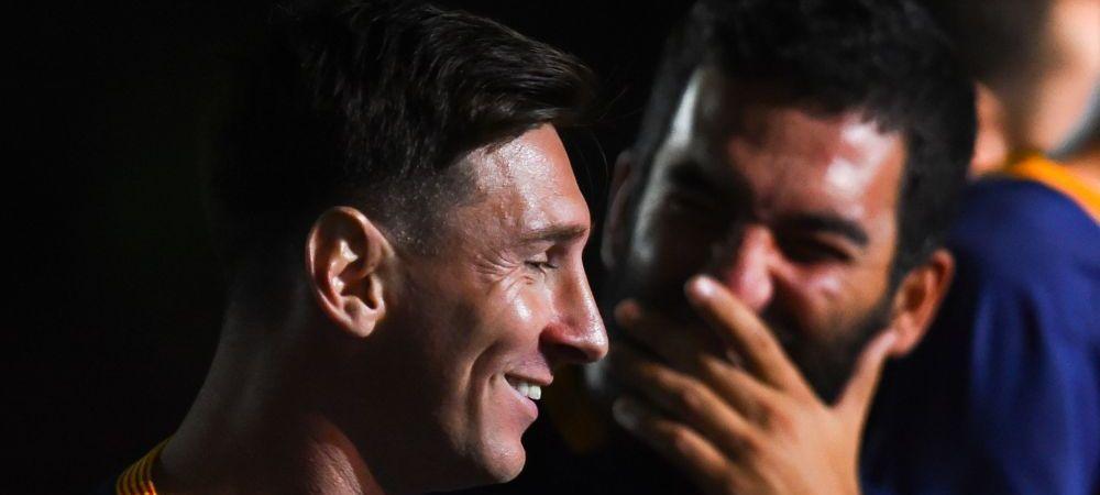 """""""Messi mi-a zis ca imi cedeaza numarul 10!"""" Surpriza de proportii la Barcelona"""