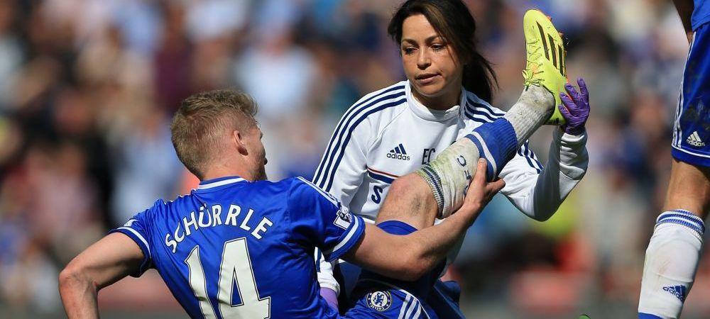 Eva Carneiro, OUT de pe banca lui Chelsea. Mourinho e gata sa ia o decizie radicala in startul de sezon