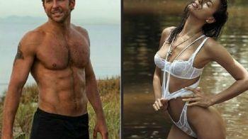 Imaginile pe care Cristiano Ronaldo nu voia sa le vada! Primele poze cu noul cuplu Irina Shayk - Bradley Cooper au aparut pe net