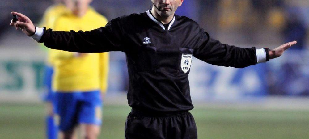 Prima decizie luata de CCA impotriva lui Coltescu, dupa ce arbitrul a distrus meciul Astra - Steaua