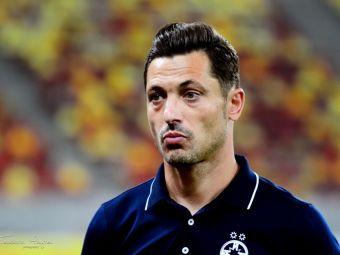 A dat Steaua pe o echipa de liga a doua. Destinatie SOC pentru golgheterul remarcat de Mirel Radoi