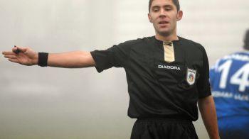 CCA a stabilit numele arbitrului pentru meciul Steaua - ASA Targu Mures. Cine va conduce partida, dupa scandalul provocat de Coltescu