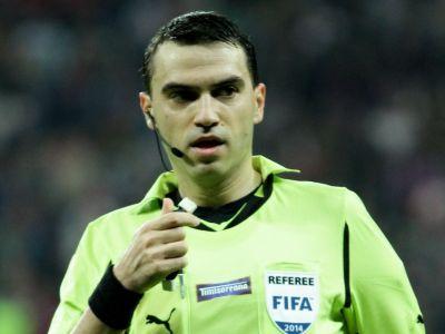 Coltescu, inlocuit cu Tudor in Europa League dupa ce a facut praf meciul de la Giurgiu! Hategan e la centru in Zilina - Bilbao