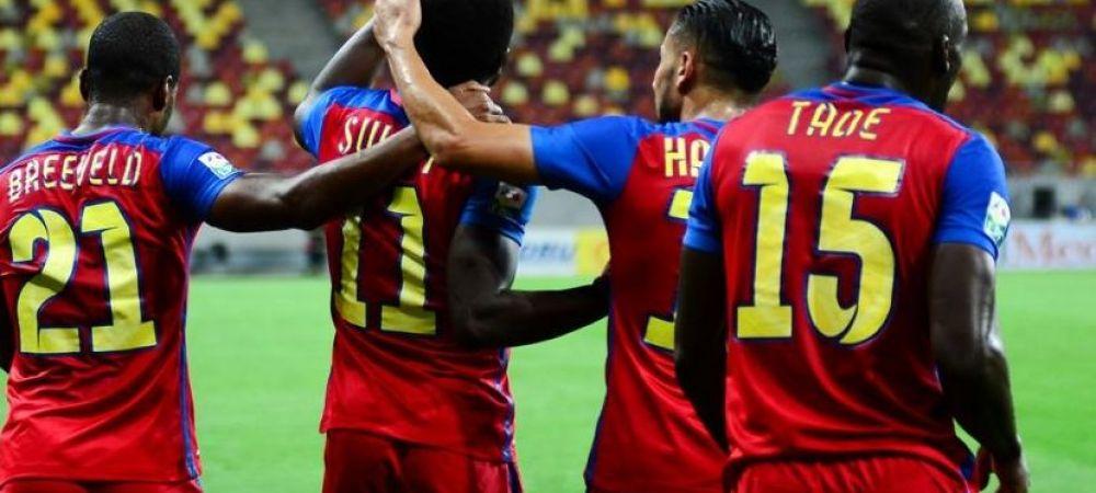 EXCLUSIV Prima oferta primita de Steaua pentru Tade! Unde ajunge varful francez daca Becali se decide sa il vanda