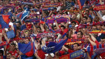 Un singur slogan cantat ca o galerie: tot stadionul i-a cerut DEMISIA lui Radoi! Seara absurda pe National Arena: norvegienii, aplaudati, stelistii au iesit huiduiti de pe teren