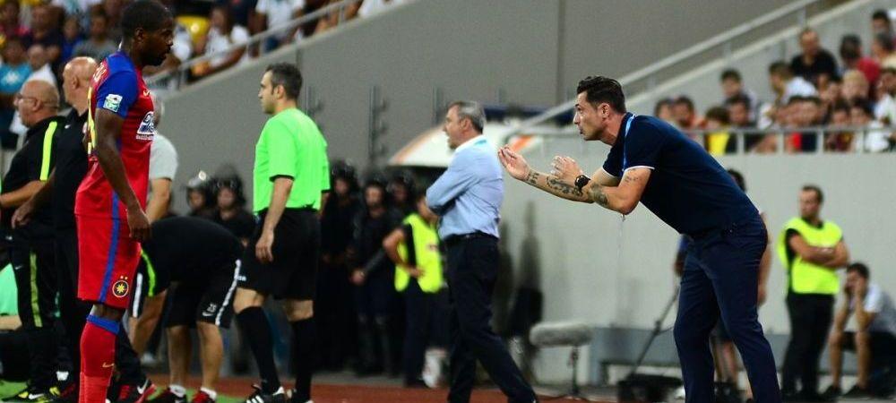 FRF l-a interzis pe Mirel Radoi: antrenorul va avea dreptul sa stea pe banca, dar nu mai poate da indicatii