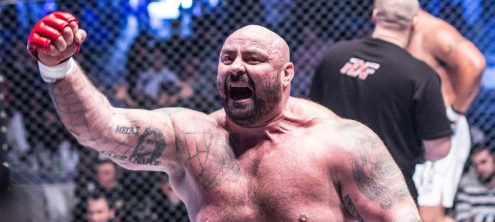 Knock Out in Lung si-n lat cu Sandu Lungu! Mare gala de bataie, luni in direct la Sport.ro!