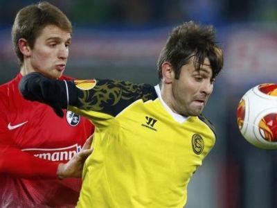 Rusescu este in negocieri avansate cu o alta echipa, dupa despartirea de Sevilla! Poate fi coleg cu 3 fosti jucatori din Liga 1