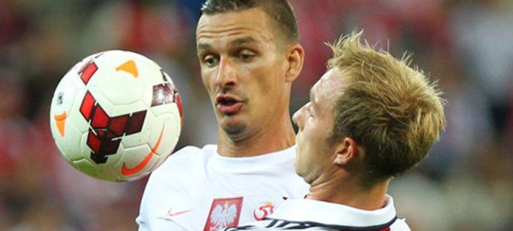 OFICIAL: Szukala a semnat! Polonezul va juca in urmatorii 3 ani la Osmanlispor. Cat va castiga