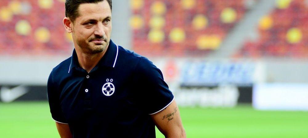 """O sa continui la Steaua. E rusinos ce s-a intamplat, imi cer scuze in fata fanilor"" Ce sanse de calificare crede Radoi ca mai are"